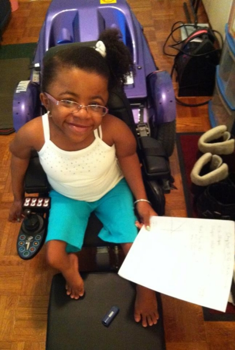 Living with an 'orphan' disease: Is there hope for Hannah? | Al