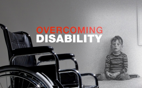 Image for Overcoming Disability: an America Tonight special series
