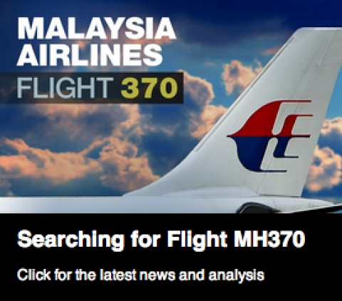 Thumbnail image for Searching for flight MH370