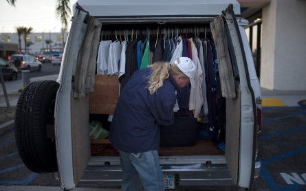 Mobile homes: Many 'hidden homeless' Americans living in vehicles