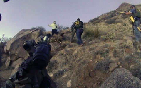 Thumbnail image for Police body cameras didn't provide accountability in New Mexico