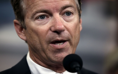 Senator Rand Paul (R-Ky.), who delivered a 13-hour filibuster in opposition to Brennan's confirmation last year, has perhaps been the most vocal Senate critic of Barron's nomination.