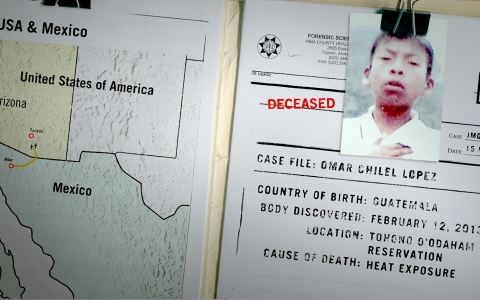 Image for Learn about 3 migrants who died along the border