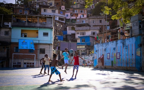 Thumbnail image for Turning Rio's favelas into a tourist attraction