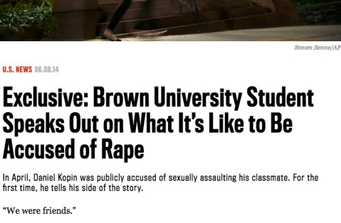 Brown student