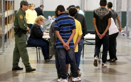 Nearly half of migrant children don't show up for court
