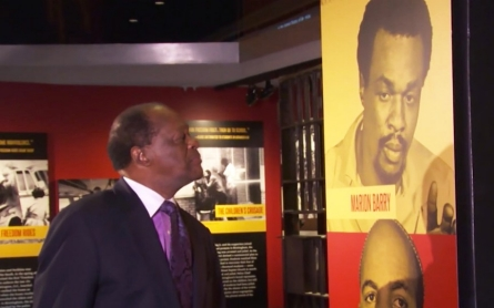 'Mayor for life' Marion Barry on poverty, Machiavelli and Rob Ford
