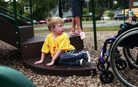 Unfair play: the fight for a truly inclusive playground
