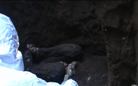 Ticas uncovers a body buried deep in a Salvadoran forest.