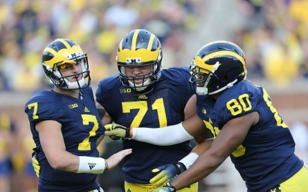 Handling of injured QB's head hit puts Brady Hoke's future in jeopardy