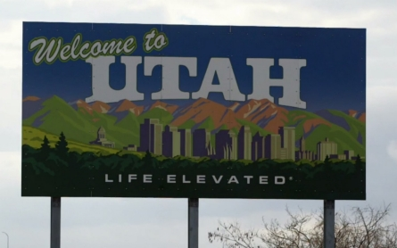 Why is Utah America's most depressed state?