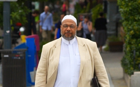 Thumbnail image for Meet America's first openly gay imam