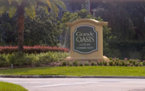 Silviya Gregory fears she may be required to sell her two-bedroom unit in Grande Oasis at Carrollwood at a low price.