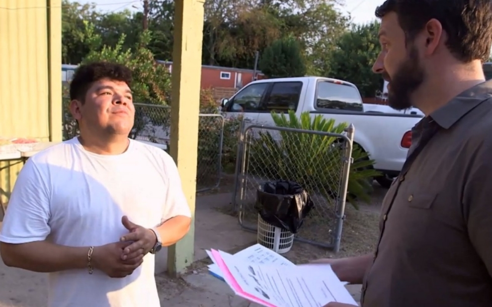 Roberto Sanchez Left And The Other Residents Of North Lamar Mobile Home Park Are