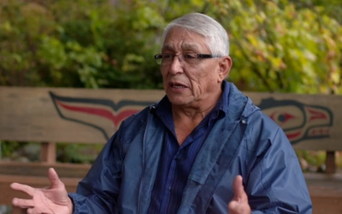 Huu-ay-aht tribal leader Robert Dennis wants to prepare his people for a potentially severe earthquake and tsunami.