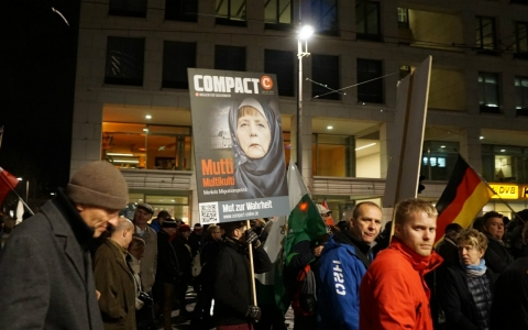 Thumbnail image for Inside one of Germany's first anti-Islam rallies since the Paris attacks