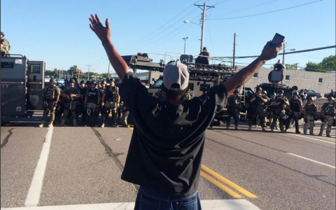 Thumbnail image for Six months after Michael Brown's death, is Ferguson still divided?