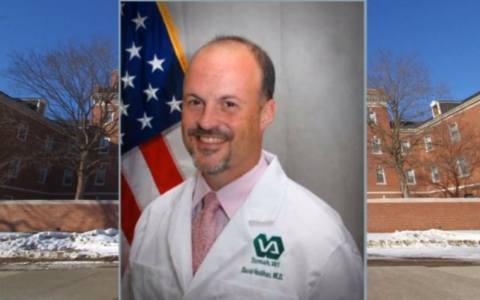 Psychiatrist David Houlihan, Tomah VA's chief of staff, is at the heart of many allegations of overmedication at the hospital.