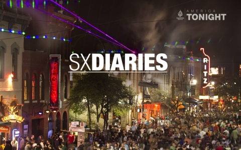 Thumbnail image for SXDiaries: An America Tonight Q&A series