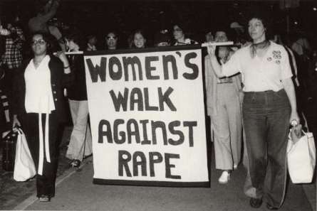 When America started caring about rape