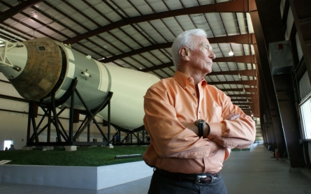 Last man on the moon: NASA has no goals, no mission, no timetable