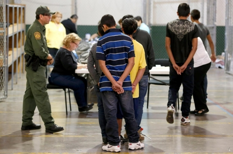 Thumbnail image for Nearly half of migrant children don't show up for court