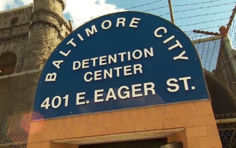 Thumbnail image for The Baltimore jail that was run by a gang
