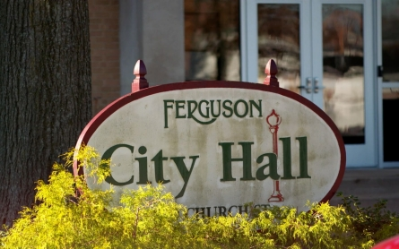 Race and Ferguson's City Council