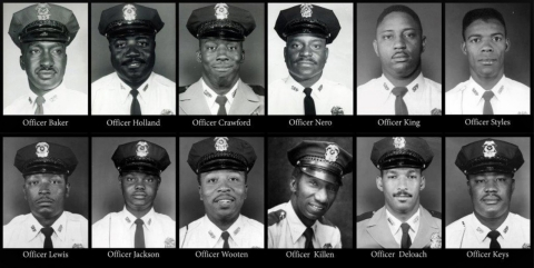 The police who sued their bosses over civil rights | Al