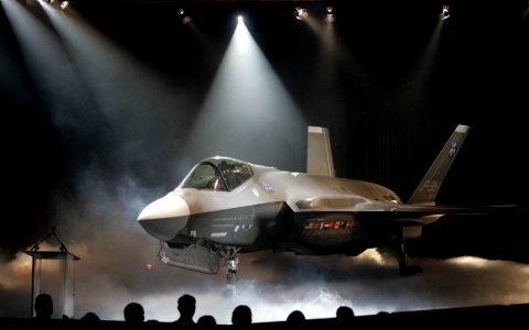 Thumbnail image for Not in my backyard: Vermonters fight the military over F-35