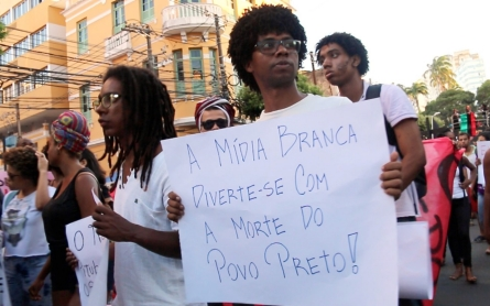 The Cabula 12: Brazil's police war against the black community