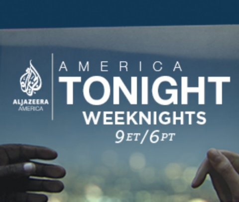 America Tonight, weeknights 9 ET