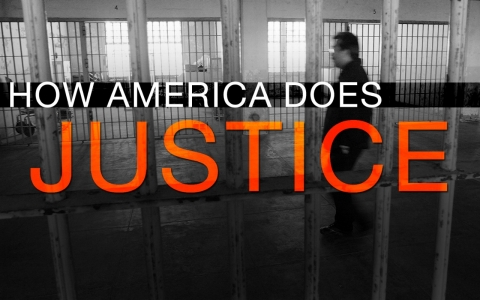 How America does justice