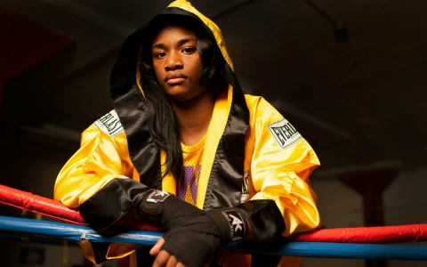 Image for Claressa Shields