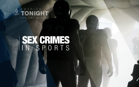 Sex Crimes in Sports