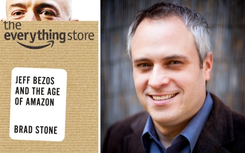 What Drives Jeff Bezos The Everything Store Author Brad Stone