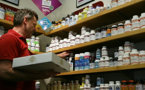 Thumbnail image for Consider This: Are dietary supplements safe?