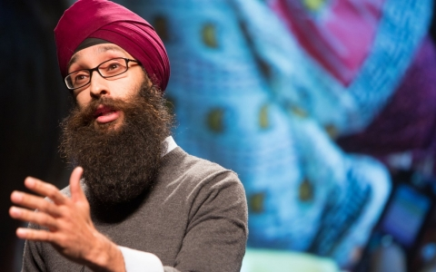 Thumbnail image for Dr. Prabhjot Singh on Sikh Americans: Every moment you're an ambassador