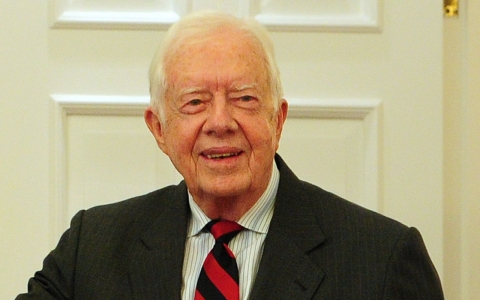 Thumbnail image for Former President Jimmy Carter's call to action