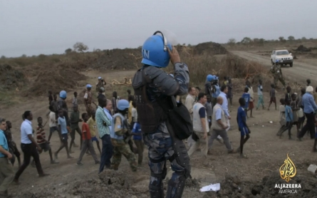 On the front lines of South Sudan's civil war