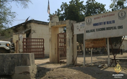 South Sudan hospital becomes site of massacre during civil war