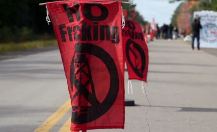 Elsipogtog: The Fire Over Water