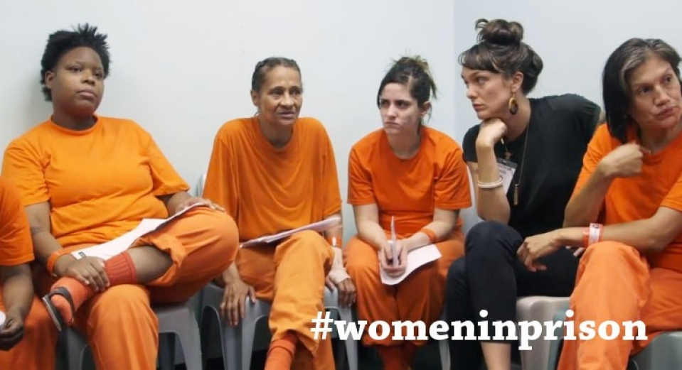 Women in corrections
