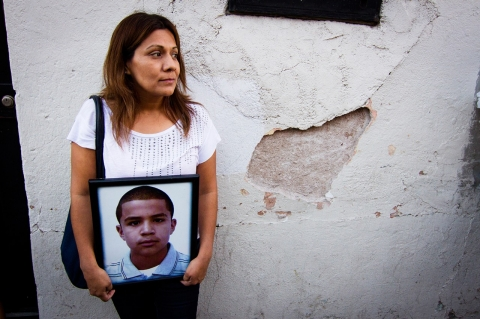 Mother of teenage shoot by border patrol agents