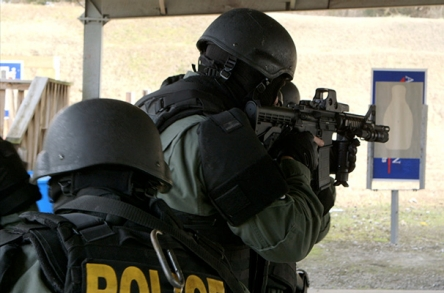 Deadly Force: Arming America's Police