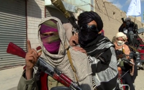 Taliban in Charkh District