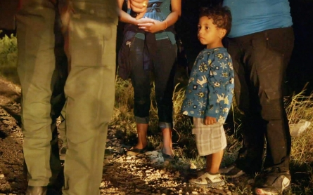 No Refuge: Children at the Border