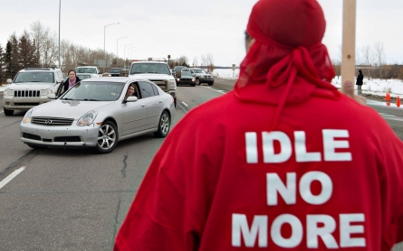 6 things you need to know about the Idle No More movement