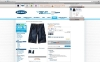 The jeans that are the same or similar to the ones seen in the Bangladesh finishing house on the Old Navy website.