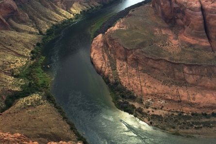 Interactive map: Reporting down the Colorado River